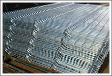 Galvanized Welded Mesh Temp Fence Panels